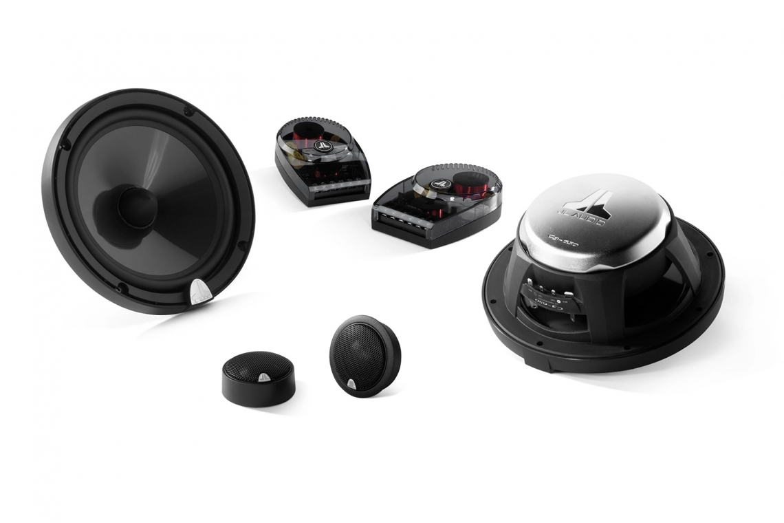 JL Audio C3-650 Convertible Component/Coaxial Speaker System