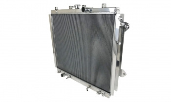 CSF's All-Aluminum Heavy-Duty Radiator for the 5th Gen Toyota 4Runner