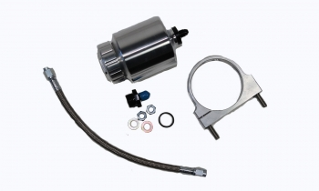 McLeod Racing Remote Mount 4 OZ. Billet Master Cylinder Reservoir Kit