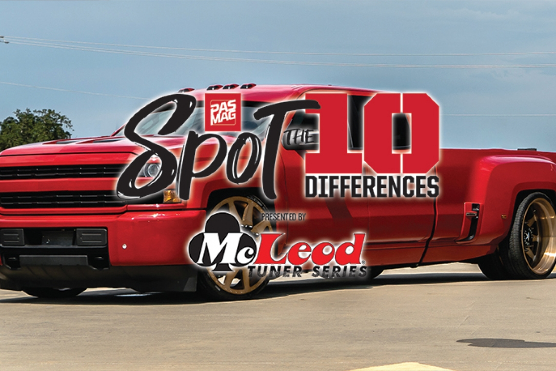 Spot The Differences: American Force's Chevrolet Silverado 3500HD LTZ