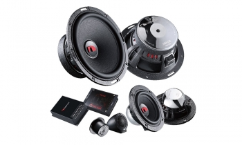 Nakamichi NS6-Q3 3-Way Component Speaker System