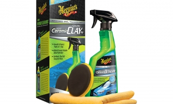 Meguiar's Introduces All-New Hybrid Ceramic Quik Clay Kit