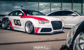 SR66 Design Audi A5, S5, RS5 Wide Body Kit