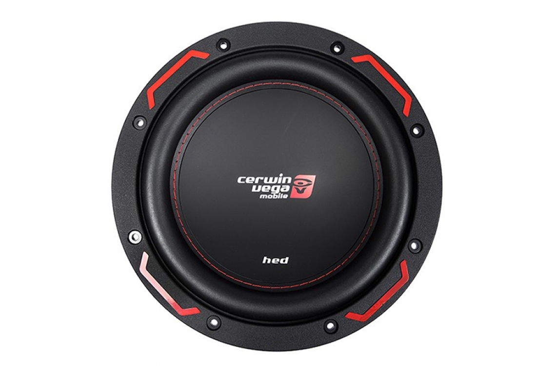 Cerwin Vega H7124S 12″ Single 4 Ohm HED Series Subwoofer
