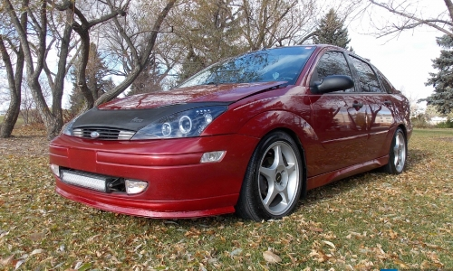 A Run to the Finals: Stephen Takacs' 2001 Ford Focus