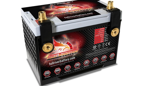Full Throttle FT825-78 High-Performance AGM Battery