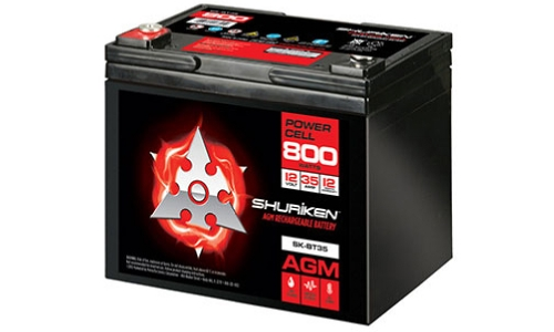 Shuriken SK-BT35 AGM 12 Volt Battery