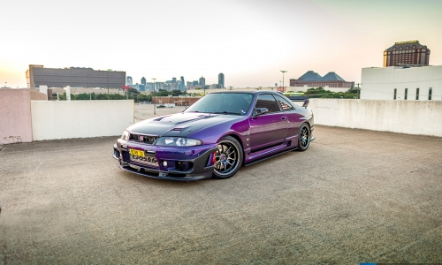 Battle Plan: Eric Strickland's 1995 Nissan Skyline GT-R