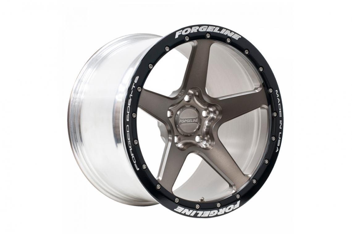 Forgeline CF1R Beadlock Wheel