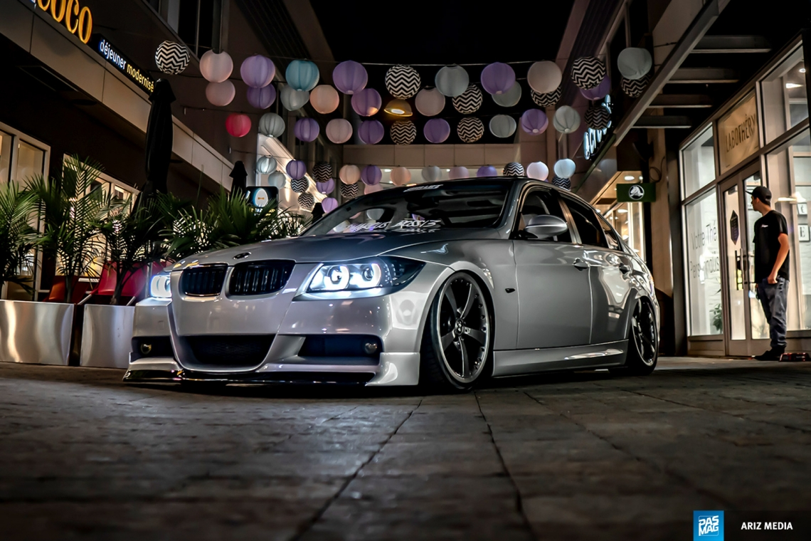 First But Not Last: Marc-Antoine Jeanson's 2007 BMW 323i