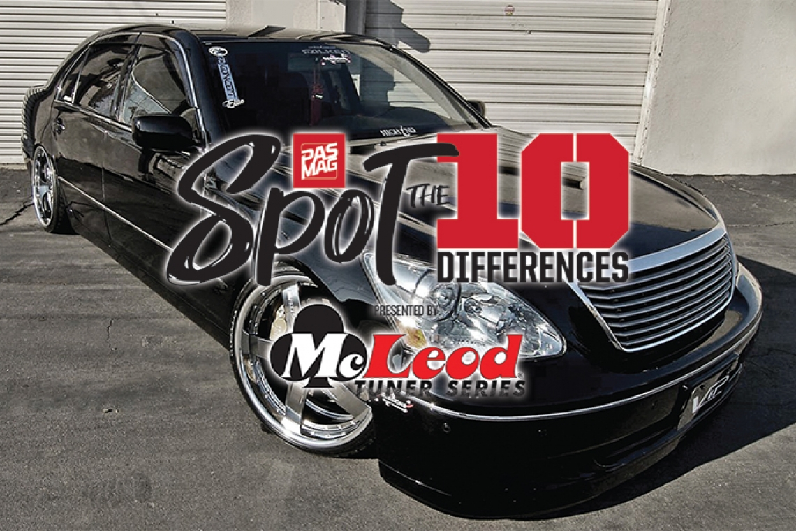 Spot The Differences: Angelo Mike Petralba's 2004 Lexus LS430
