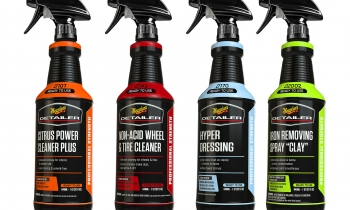 Meguiar's Expands Professional Detailer Line With Ready-To-Use Products