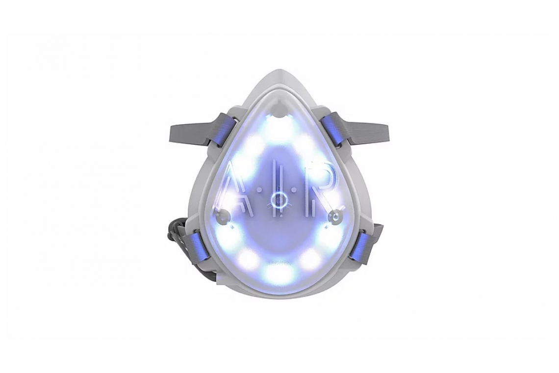 The A.I.R. Solo™ Personal UV Respirator is Available for Pre-Order