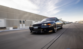 Highway Hero: Freddy Boafo's 1992 Nissan Skyline GT-R