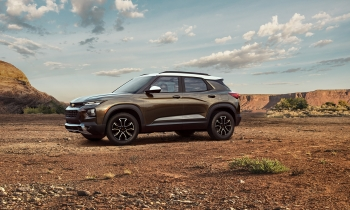 Hankook Tire to Equip All-New 2021 Chevy Trailblazer with Kinergy GT Tires