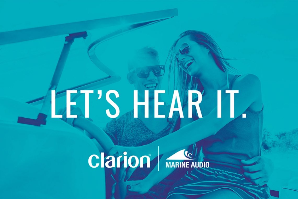 With New Direction, Clarion Marine Relaunches in the U.S. Retail Market