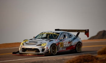 Turn 14 Distribution Partners with Evasive Motorsports for 2020 Pikes Peak International Hill Climb