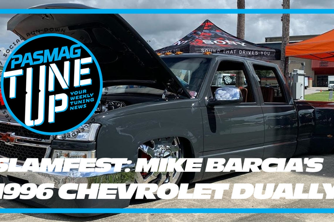 Slamfest: Mike Barcia's 1996 Chevrolet Dually