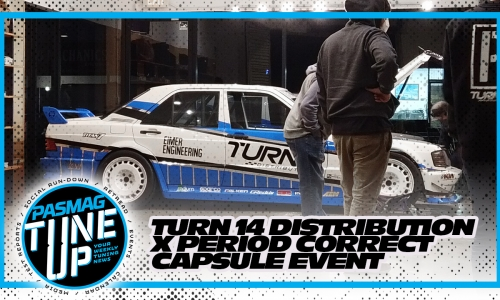 Turn 14 Distribution x Period Correct Capsule Event