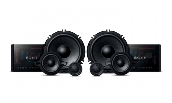 Sony XS-GS1631C 3-Way Component Speakers