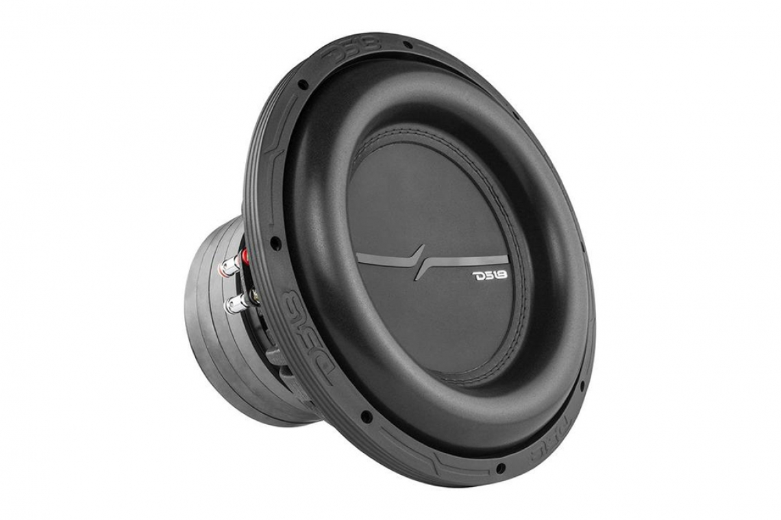 "DS18 ZXI High Excursion 12"" Subwoofer 2000W Watts DVC 4-Ohm"