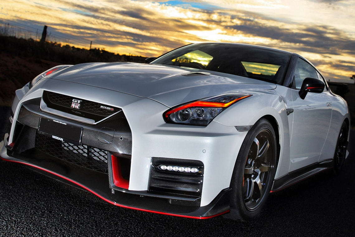 "Oracle Lighting Debuts Nissan GT-R ColorSHIFT ""Lightning Bolt"" RGB+W Headlight DRL Upgrade"