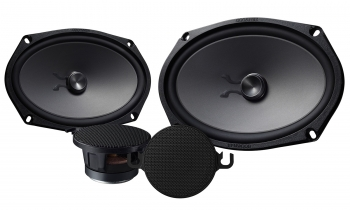 Kenwood eXcelon KFC-XP6902C Component Speakers