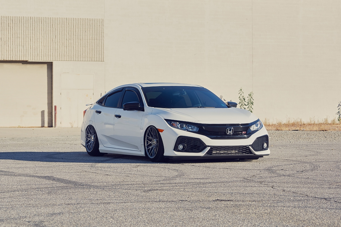 Air Lift Performance Performance Series Air Suspension for 10th Generation Honda Civic