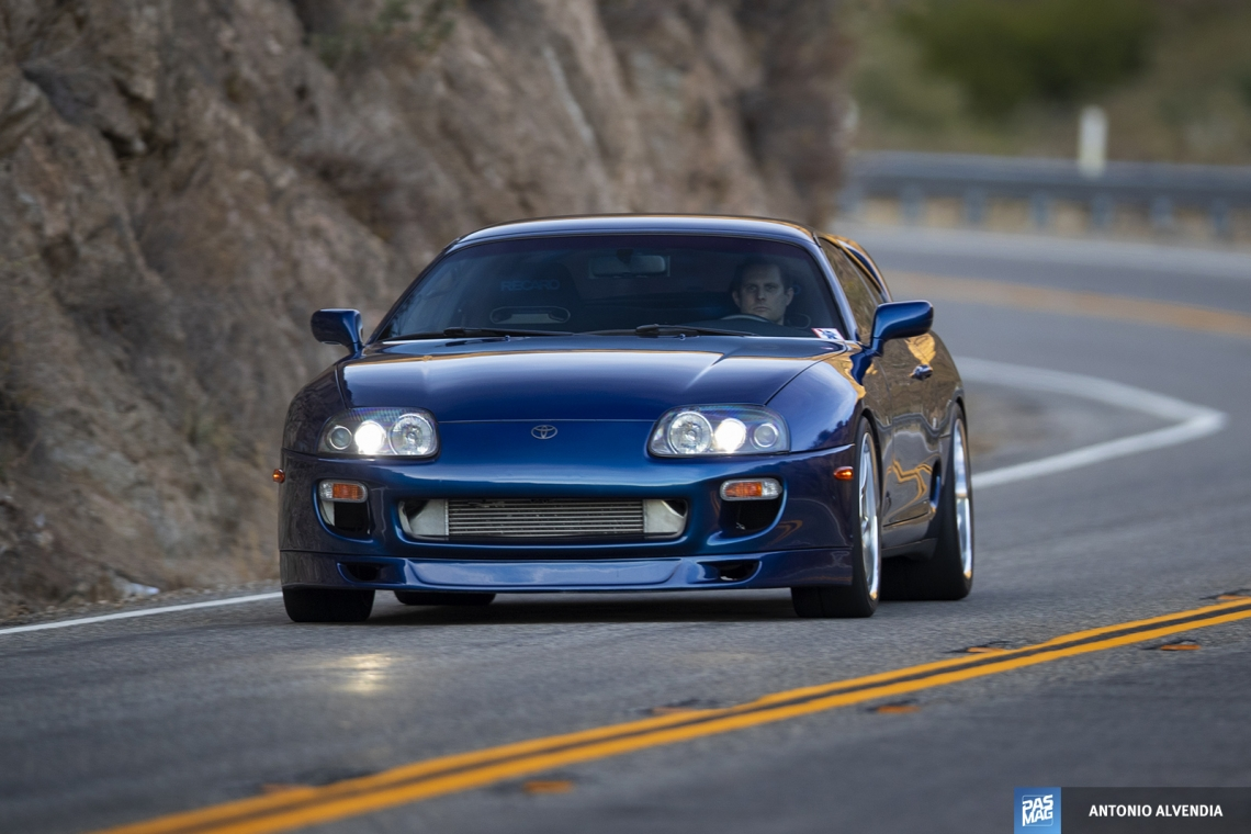 The Sweet Spot: Nick Stonawski's 1994 Toyota Supra