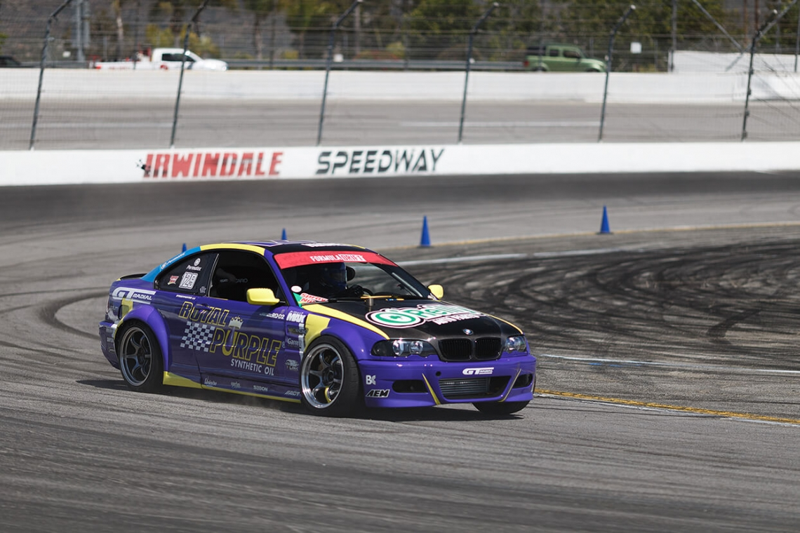 Royal Purple and Formula DRIFT Partnership Confirmed For 2021 Season