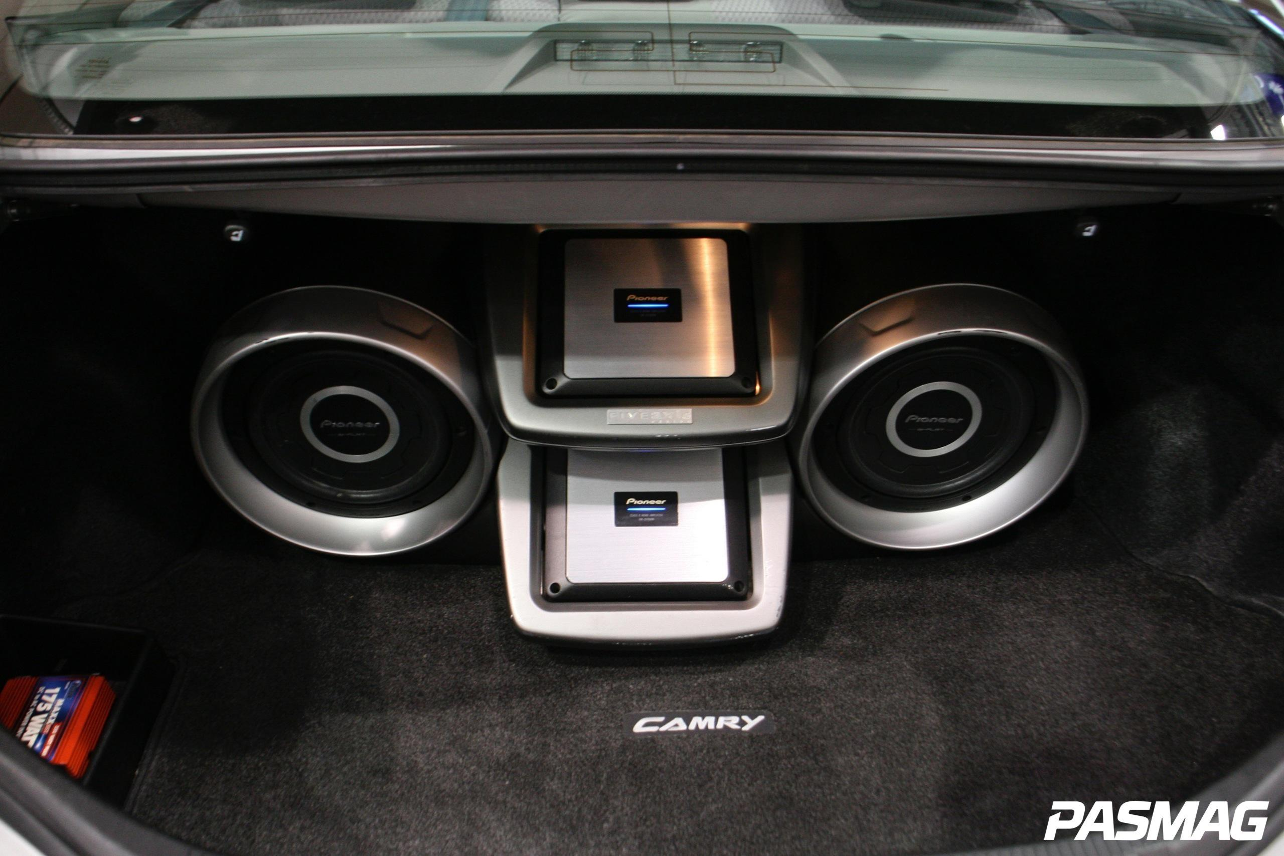 Car Audio Financing