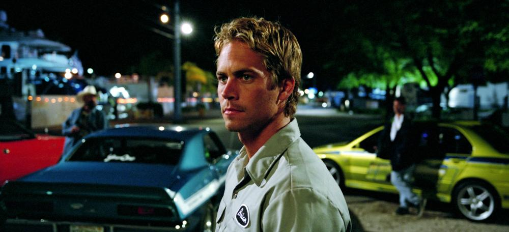 PAMAG Universal Paul Walker front
