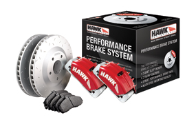 Hawk Performance Announces New Performance Brake System