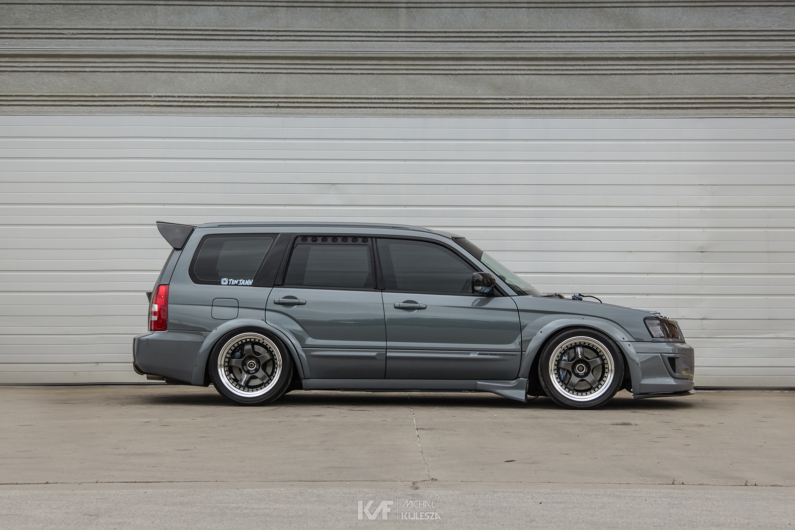path less travelled tim tannhauser s 2004 subaru forester xt pasmag is the tuner s source for modified car culture since 1999 path less travelled tim tannhauser s 2004 subaru forester xt pasmag is the tuner s source for modified car culture since 1999