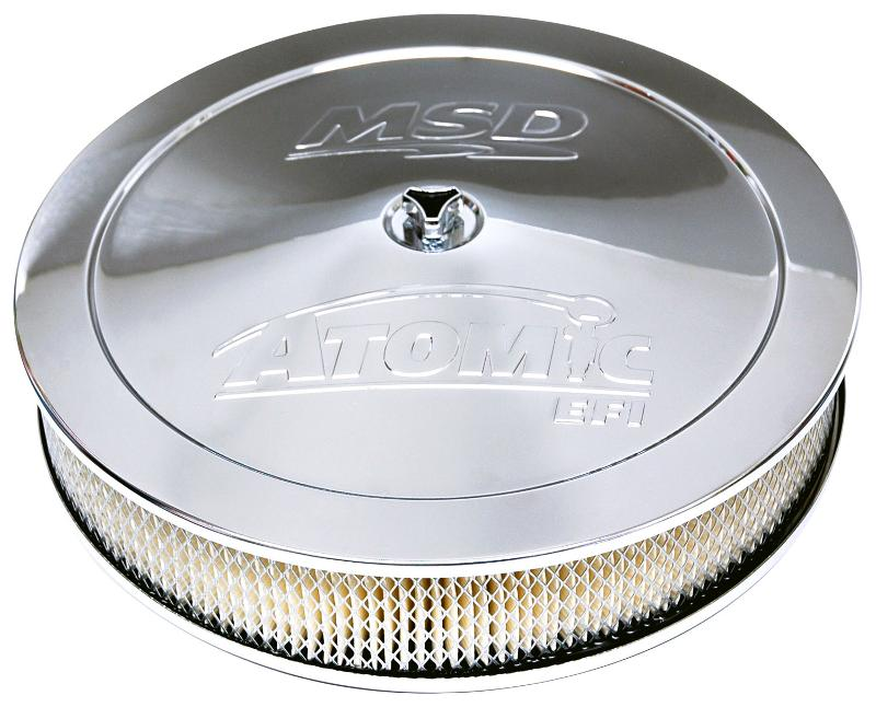 Introducing NEW Air Cleaners from MSD