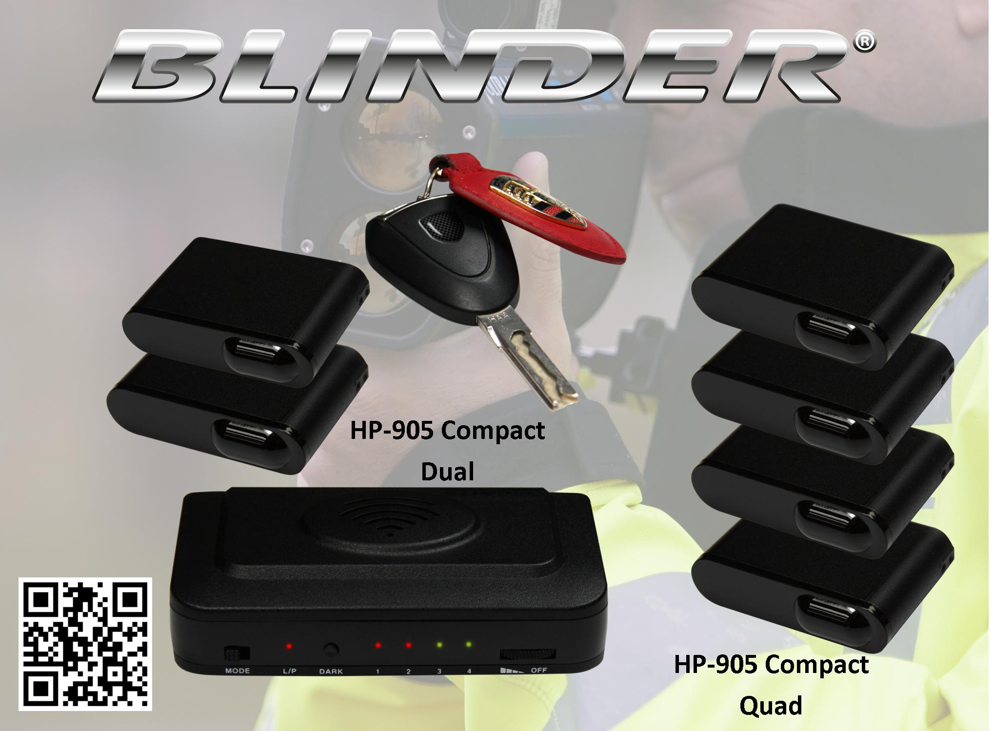 Blinder Announces New Model HP-905 Compact Family