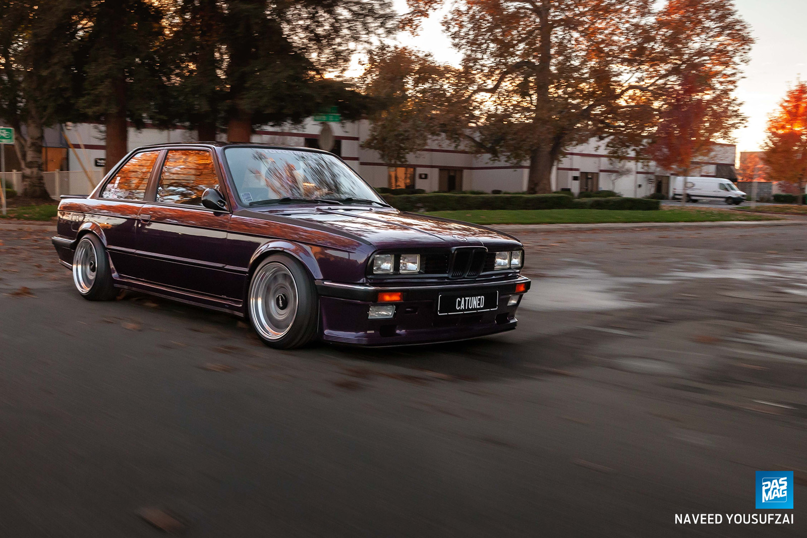 2018 PAS152 DecJan CAtuned Grape BMW E30 04