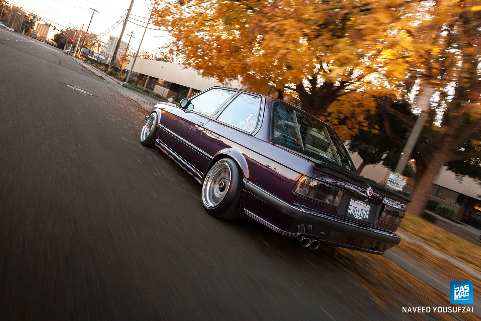 2018 PAS152 DecJan CAtuned Grape BMW E30 05