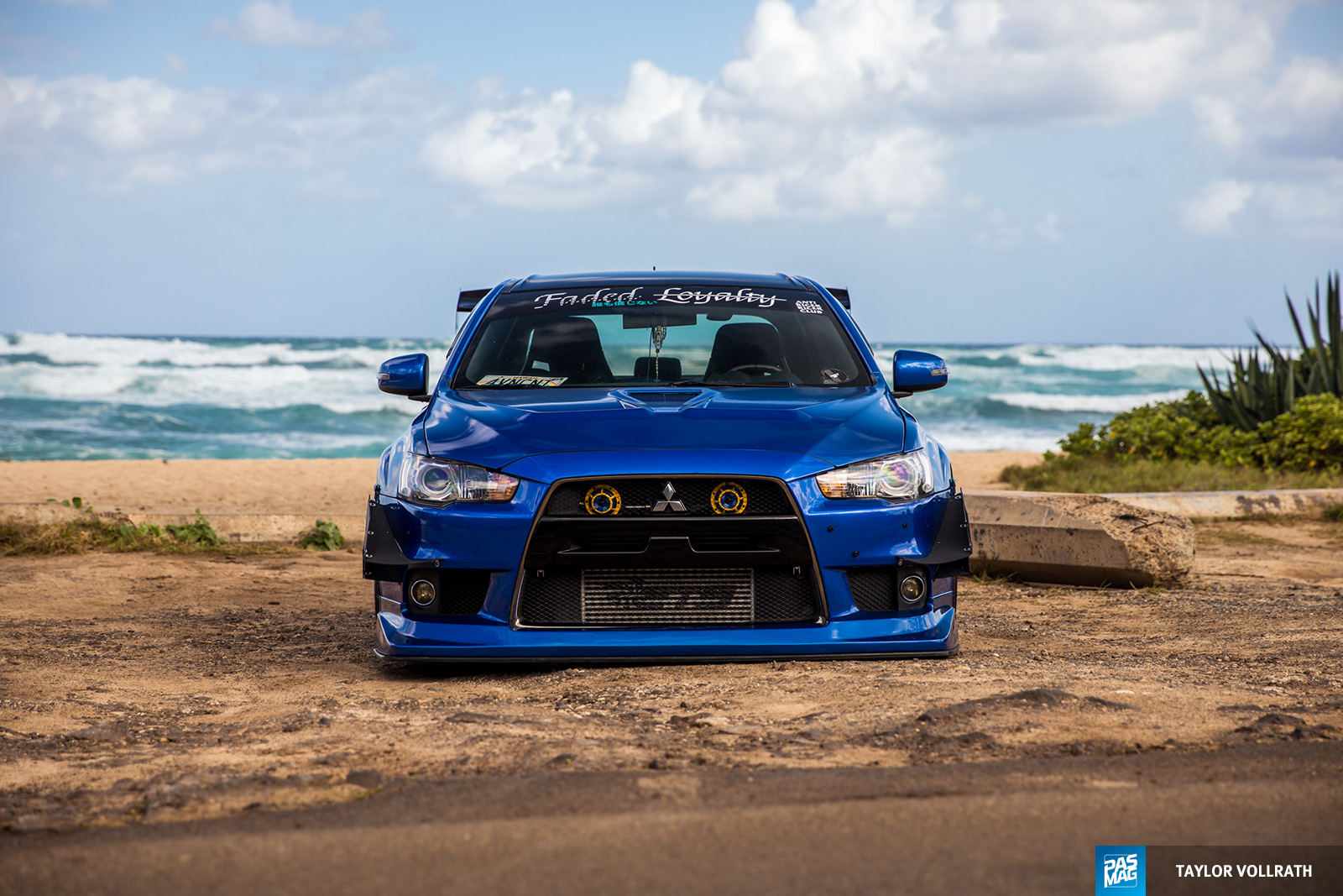 02 JM Andrada 2015 Mitsubishi Evolution X PASMAG Tuner Battlegrounds