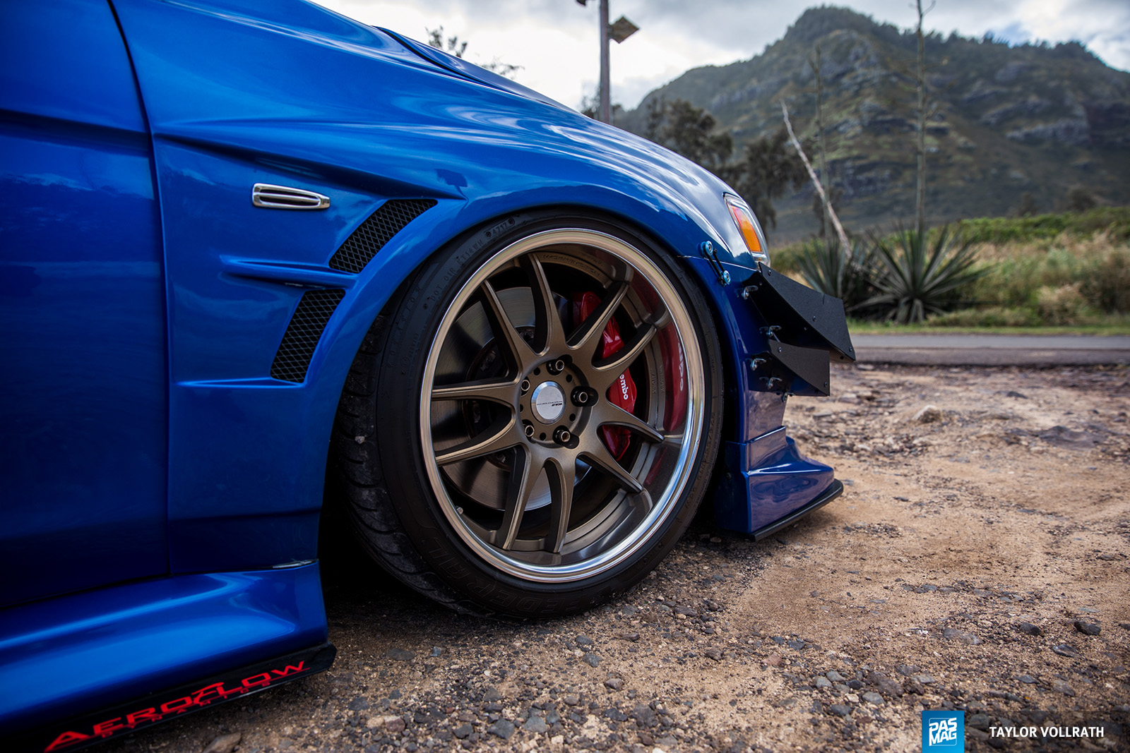 05 JM Andrada 2015 Mitsubishi Evolution X PASMAG Tuner Battlegrounds