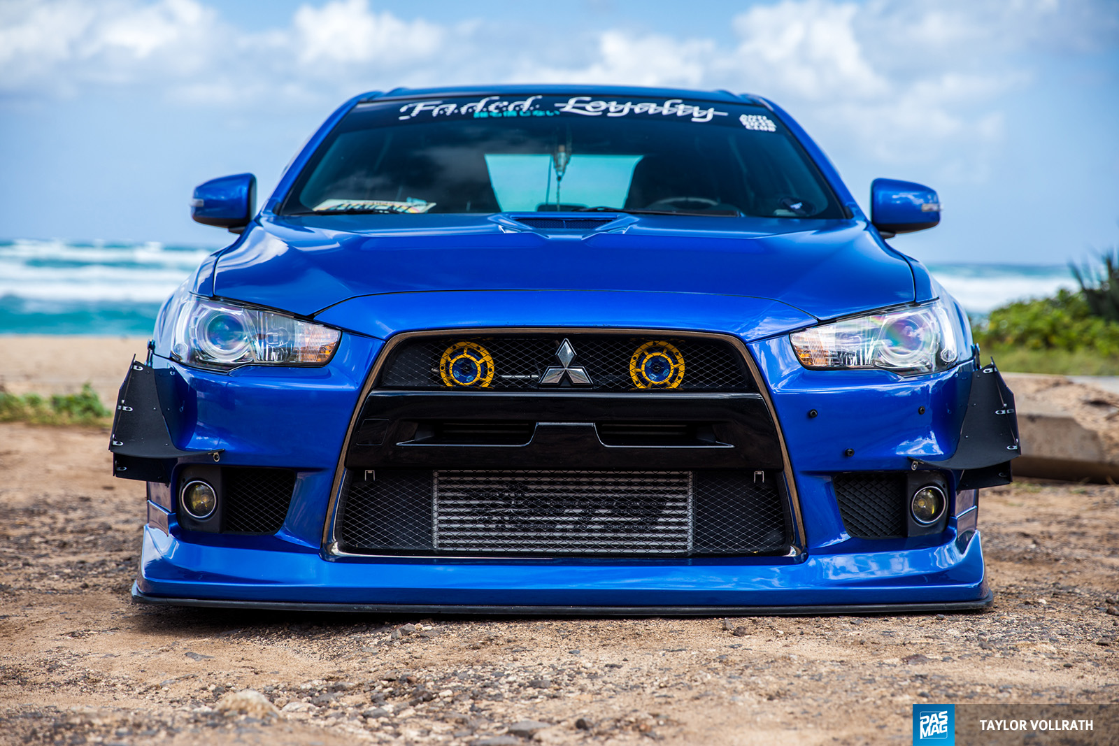 06 JM Andrada 2015 Mitsubishi Evolution X PASMAG Tuner Battlegrounds