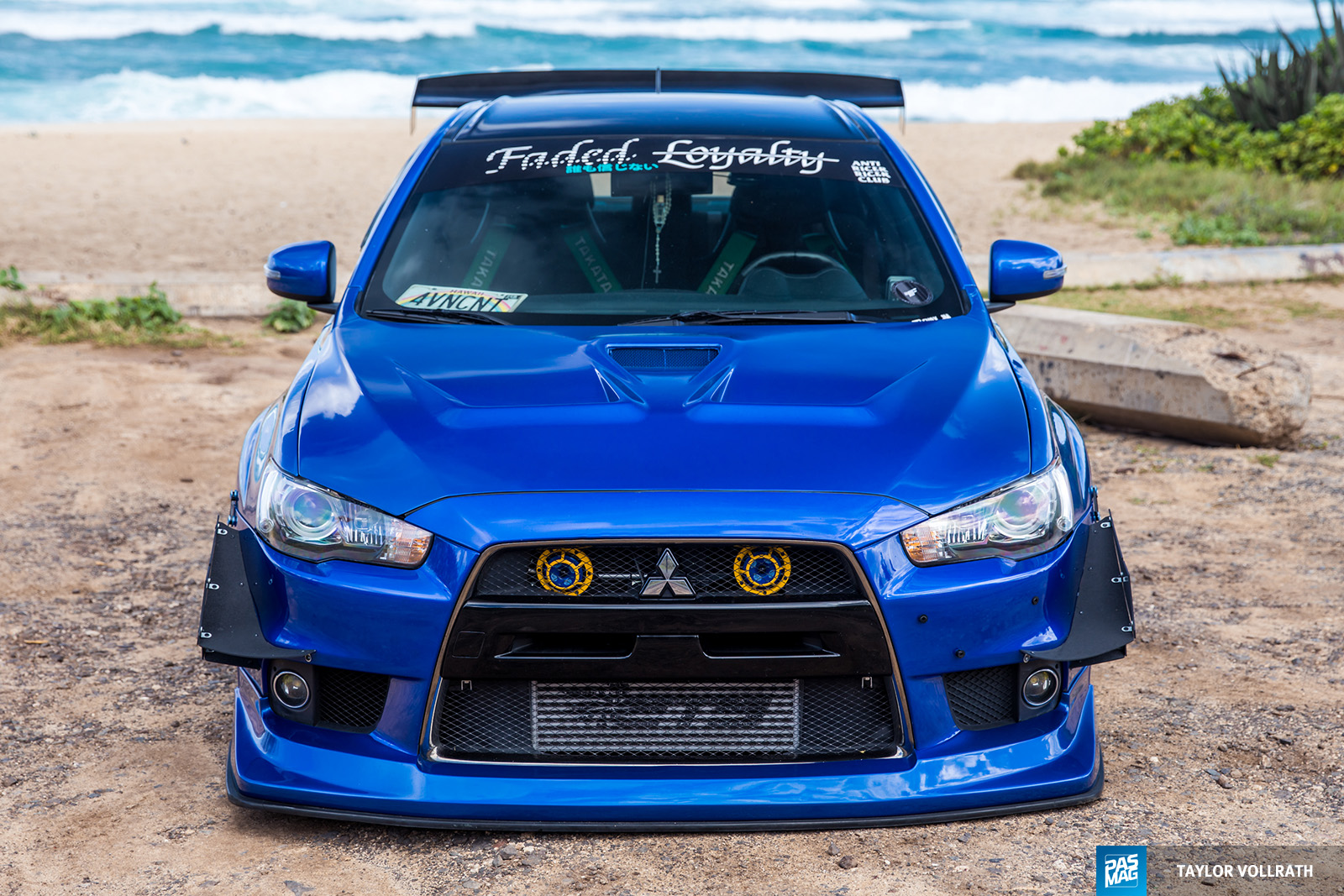 07 JM Andrada 2015 Mitsubishi Evolution X PASMAG Tuner Battlegrounds