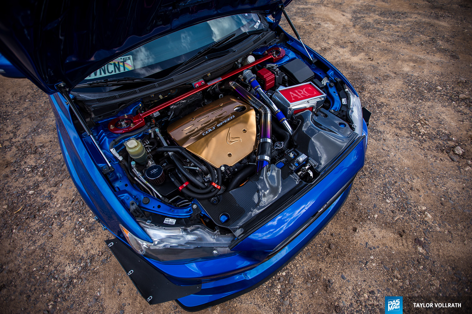 20 JM Andrada 2015 Mitsubishi Evolution X PASMAG Tuner Battlegrounds