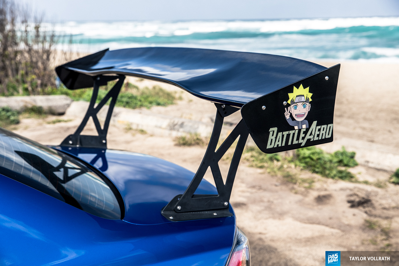 30 JM Andrada 2015 Mitsubishi Evolution X PASMAG Tuner Battlegrounds