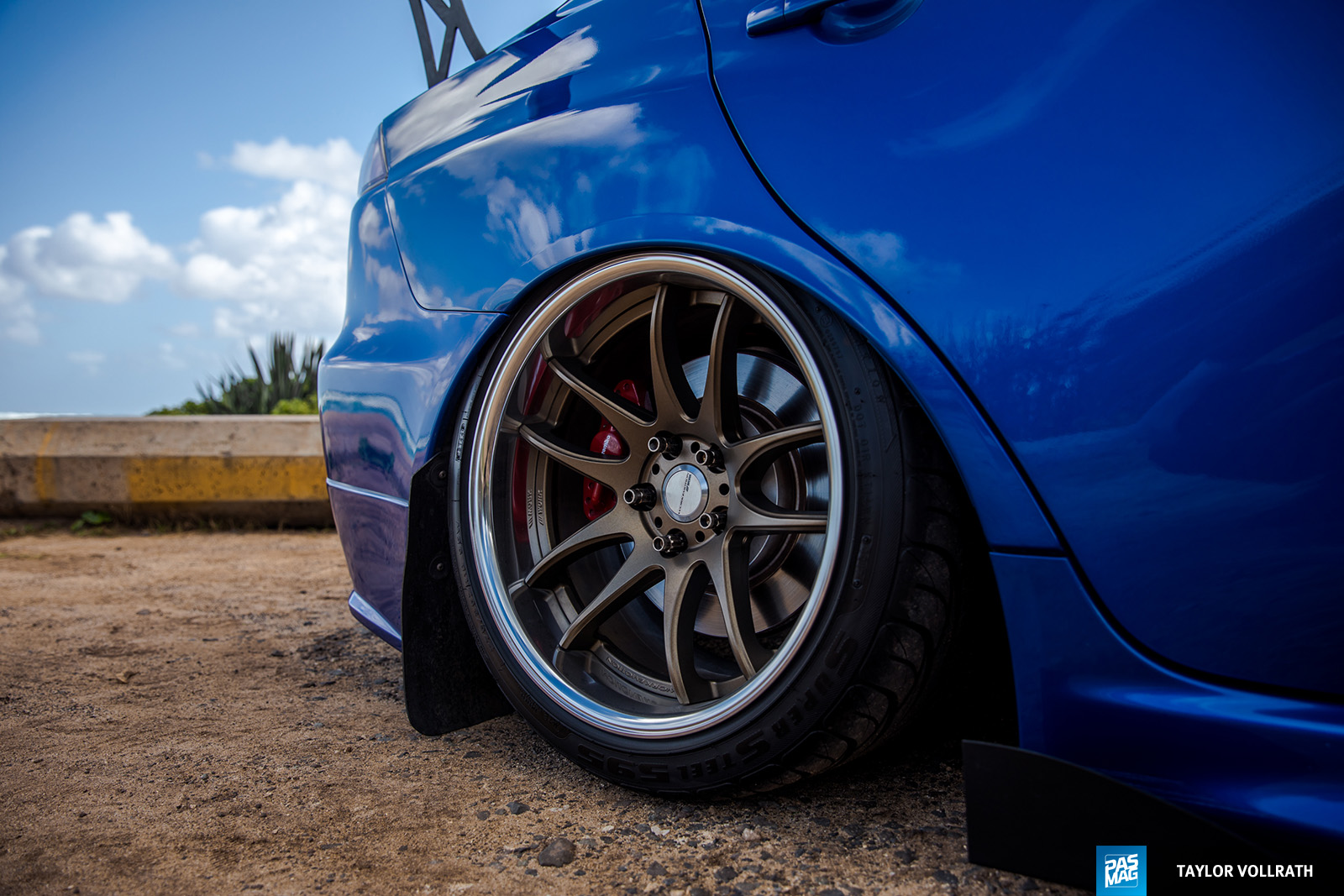 33 JM Andrada 2015 Mitsubishi Evolution X PASMAG Tuner Battlegrounds