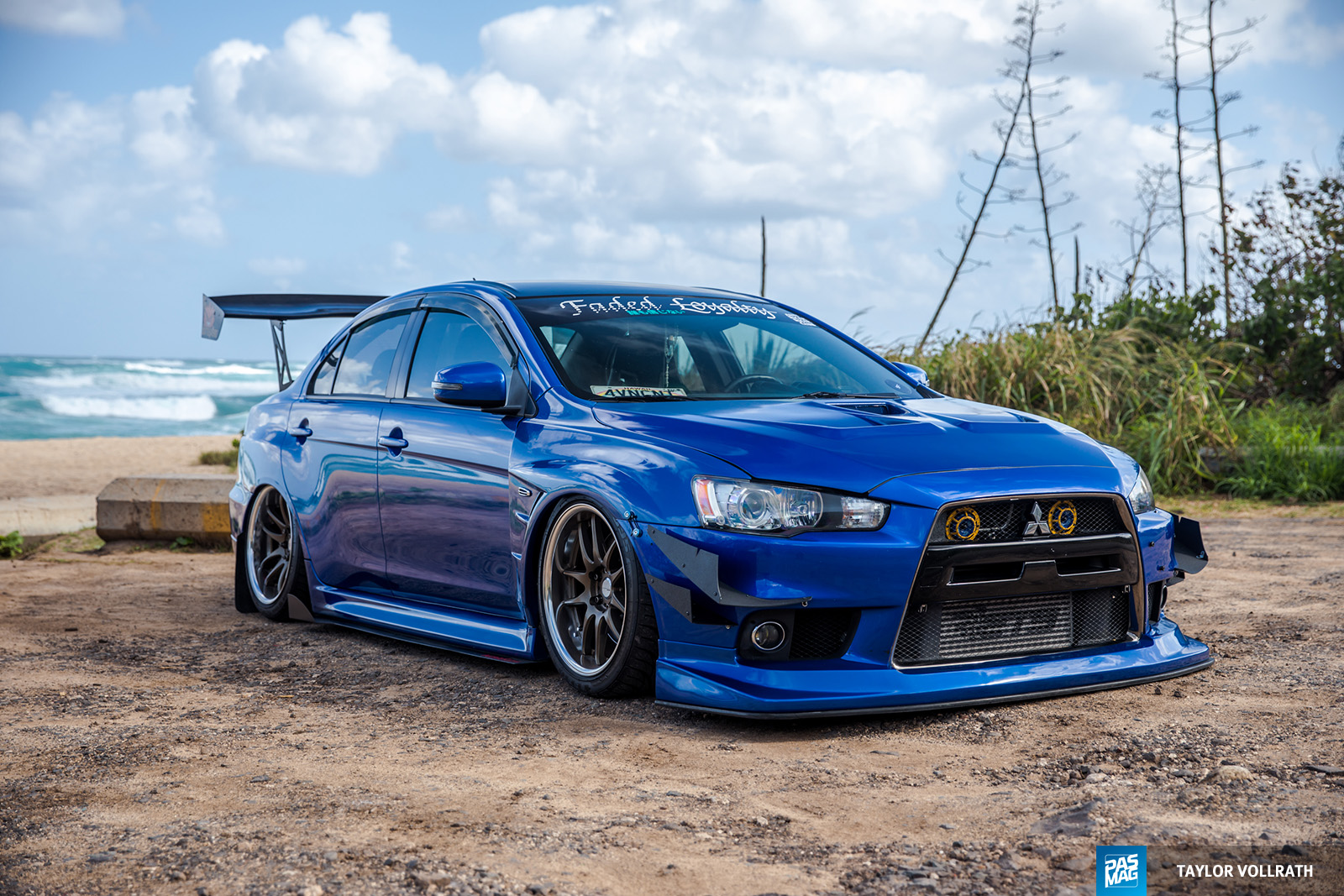 35 JM Andrada 2015 Mitsubishi Evolution X PASMAG Tuner Battlegrounds