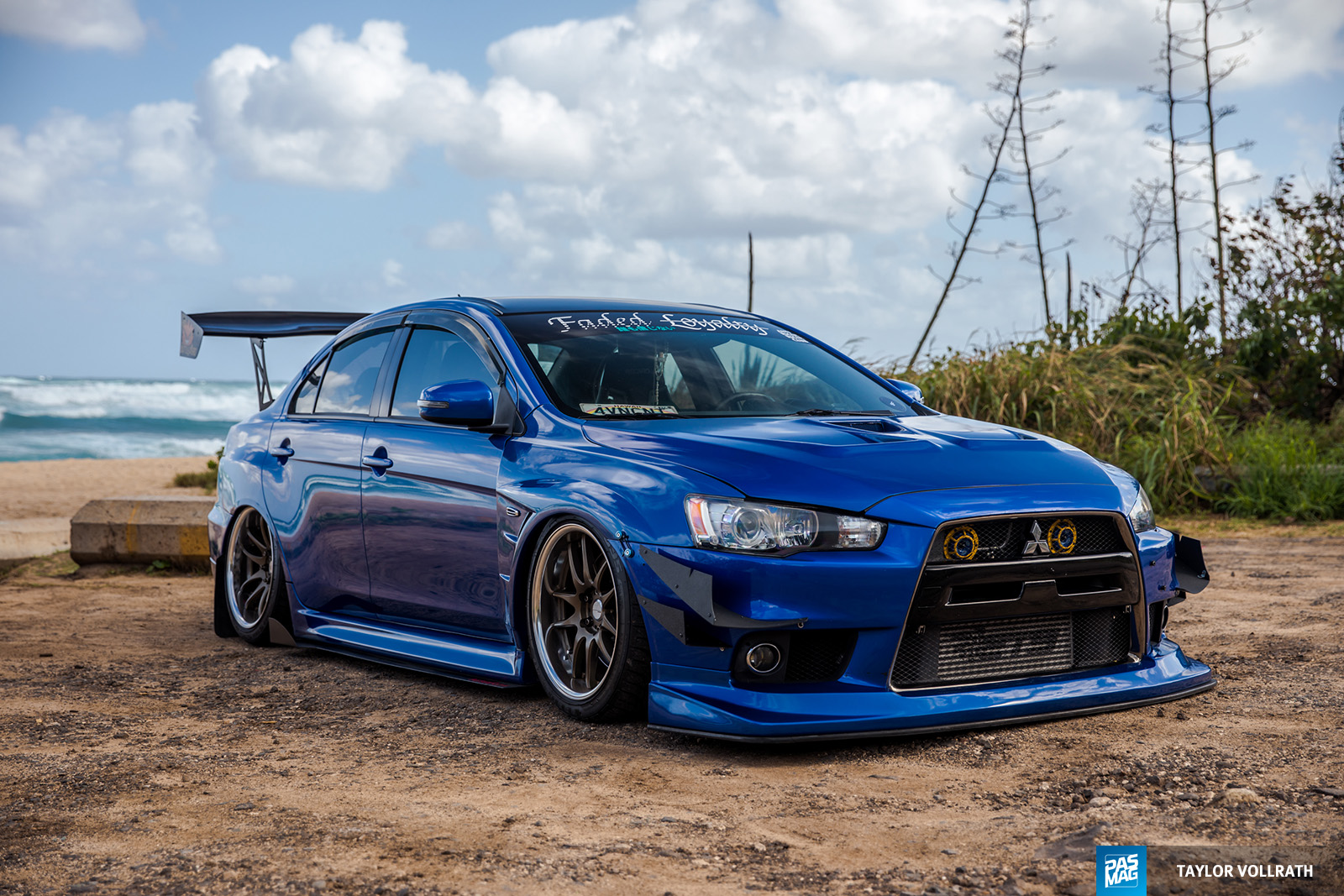 36 JM Andrada 2015 Mitsubishi Evolution X PASMAG Tuner Battlegrounds