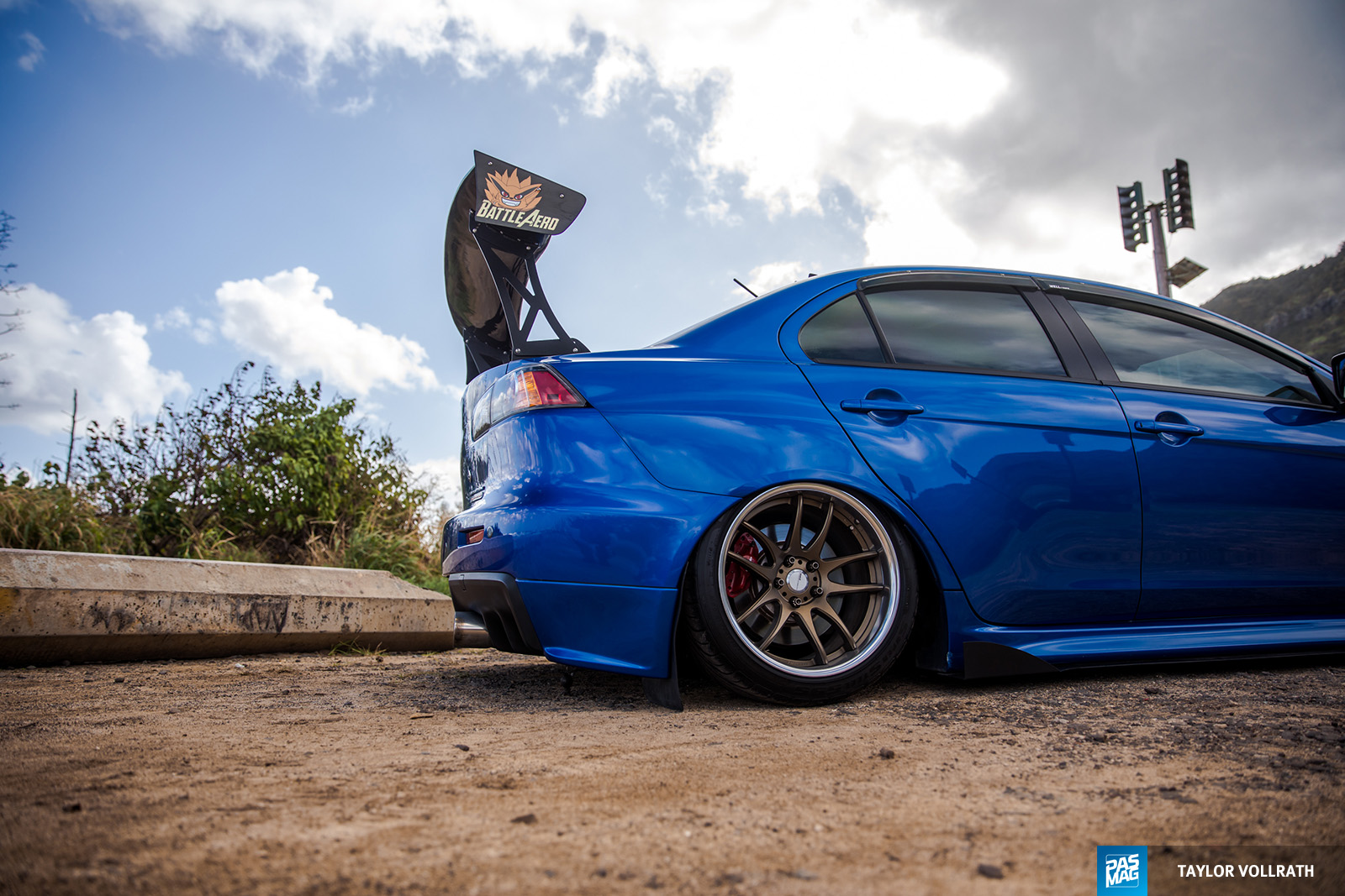 40 JM Andrada 2015 Mitsubishi Evolution X PASMAG Tuner Battlegrounds
