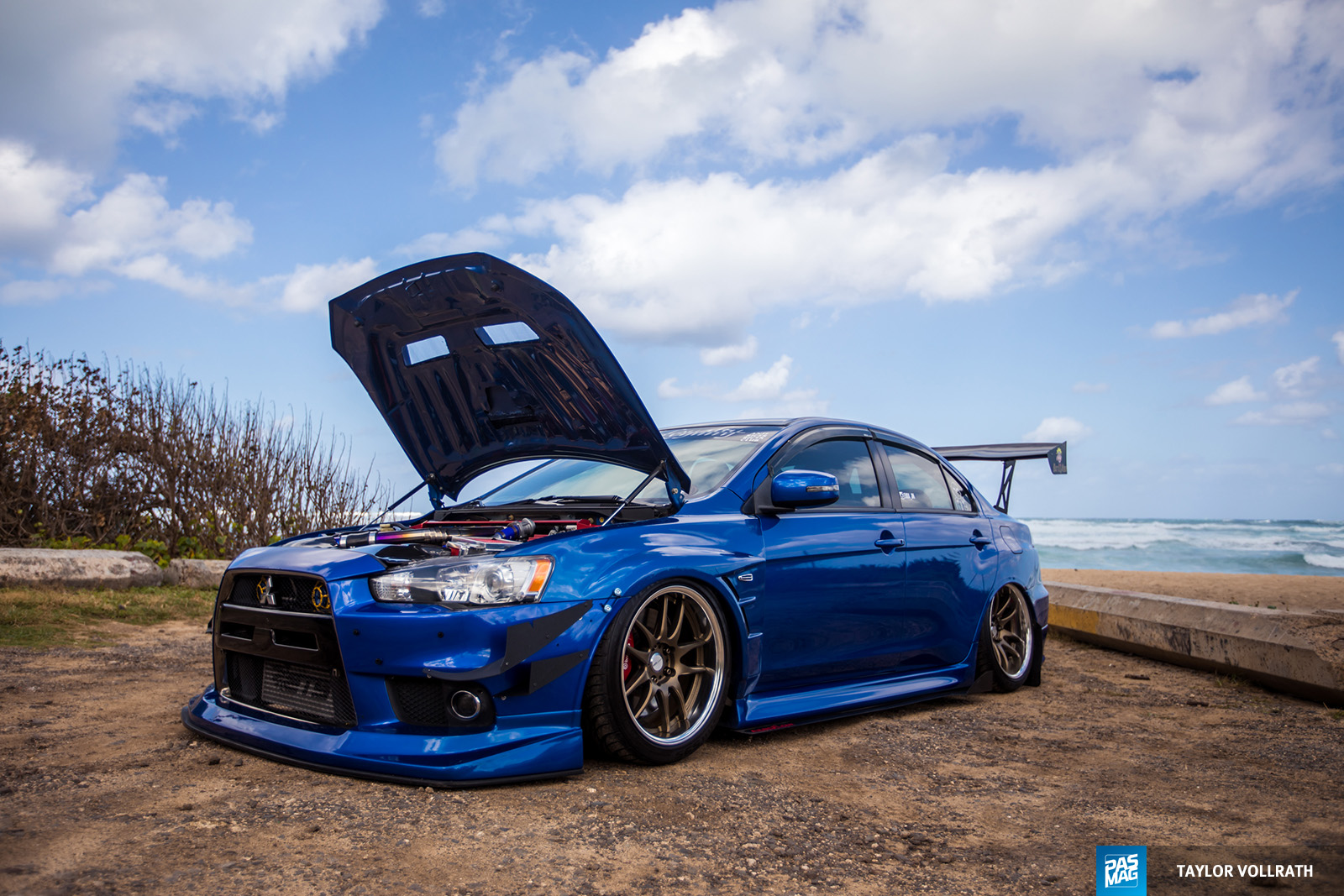 43 JM Andrada 2015 Mitsubishi Evolution X PASMAG Tuner Battlegrounds