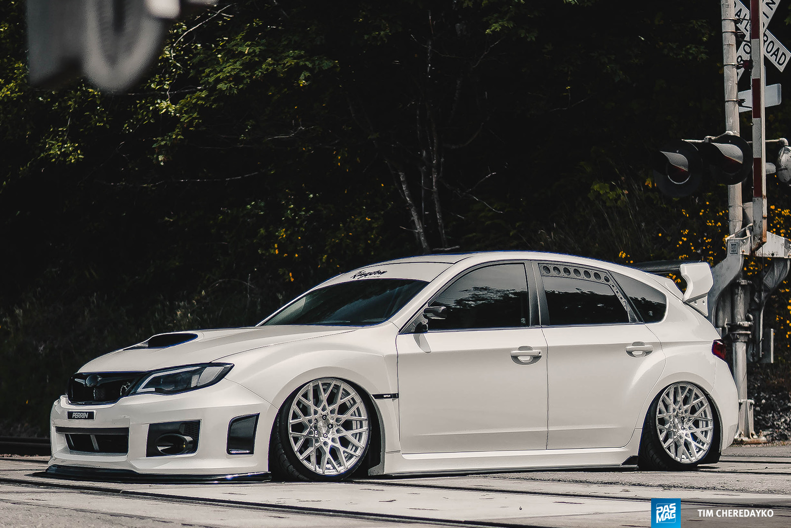 11 Mindy Hearring 2013 Subaru Impreza WRX pasmag tuner battlegrounds hot import nights
